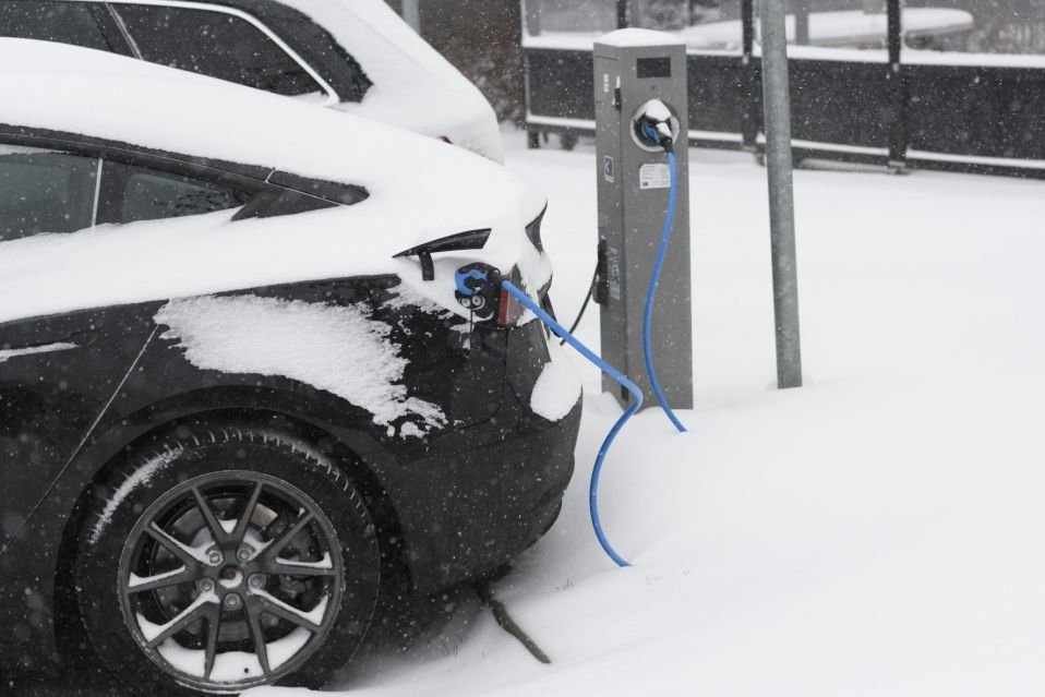 According to a recent survey by KPMG, 68 per cent of Canadians are likely to purchase something electric as their next vehicle. (GETTY)