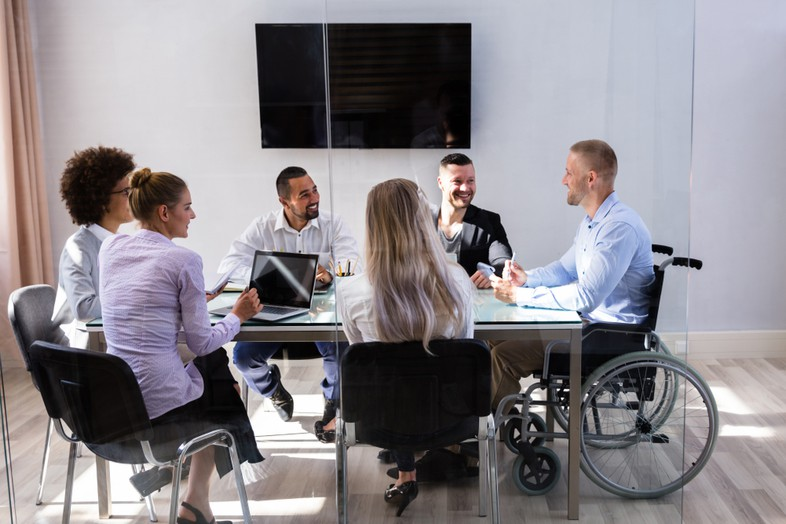 How to Help Employees with Disabilities be Confident in the Workplace