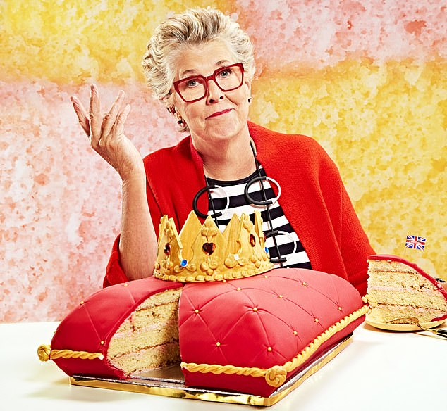 Veteran chef and former restaurateur Prue Leith (pictured above) declared war on cake last week ¿ calling for a clampdown on sugary snacks in schools to bolster the nation¿s health