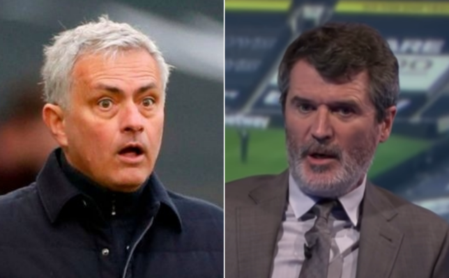 Jose Mourinho responded to critical comments about his Tottenham Hotspur team from Manchester United legend Roy Keane