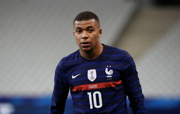 Kylian Mbappe will not play at the summer's Olympics