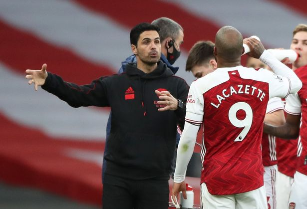 Mikel Arteta will have decisions to make following Arsenal's clash with Tottenham