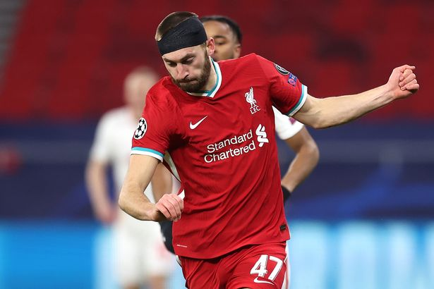 The 24-year-old has started the Reds' last six games in all competitions