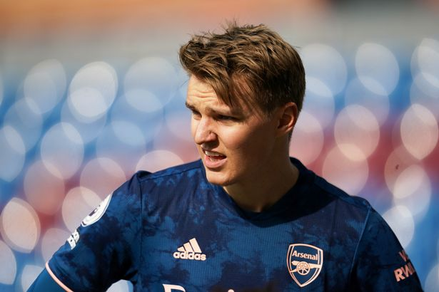 Martin Odegaard wants to stay with Arsenal, according to reports