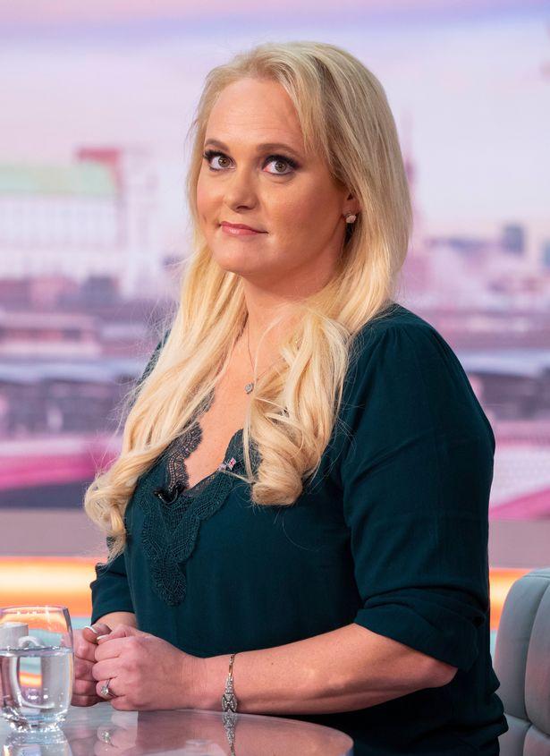 Jennifer has spoken to the Sunday Mirror