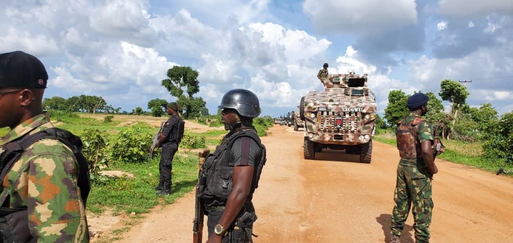 Troops of the Nigerian military: kill  48 Boko Haram terrorists, rescue 11 victims in Borno – Army