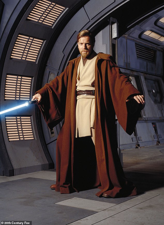 Star-studded: Joel Edgerton, Kumail Nanjiani, and a slew of others will be joining Ewan McGregor and Hayden Christensen in the upcoming Disney+ series, Obi-Wan Kenobi