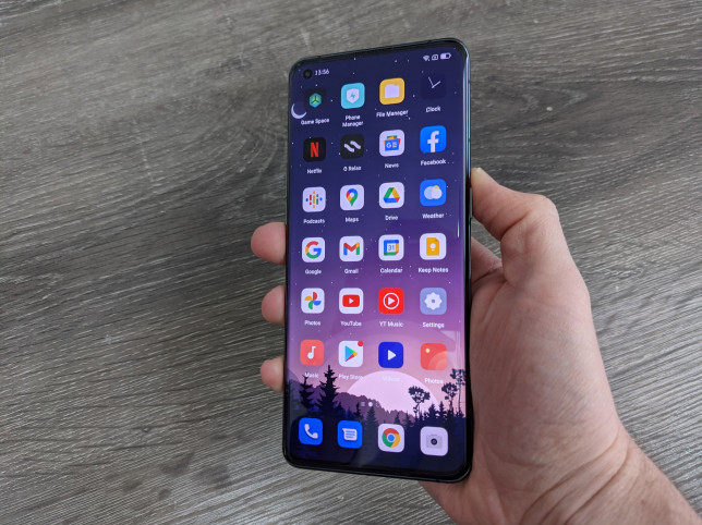 The Oppo Find X3 Pro is all about the 120Hz 6.7-inch display (Metro.co.uk)