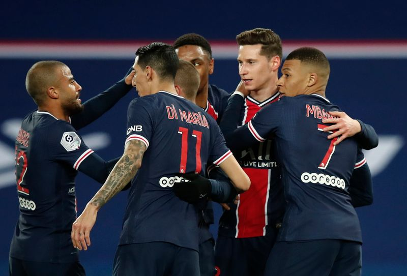 PSG stumble to home loss against Nantes, miss out on top spot