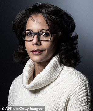 Audrey Pulvar, Paris's deputy mayor hasprompted new fury by calling to ban white people from discussions of racism
