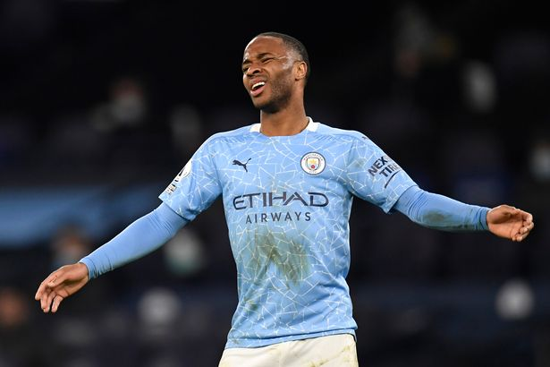 Pep Guardiola has sent a stark warning to Raheem Sterling
