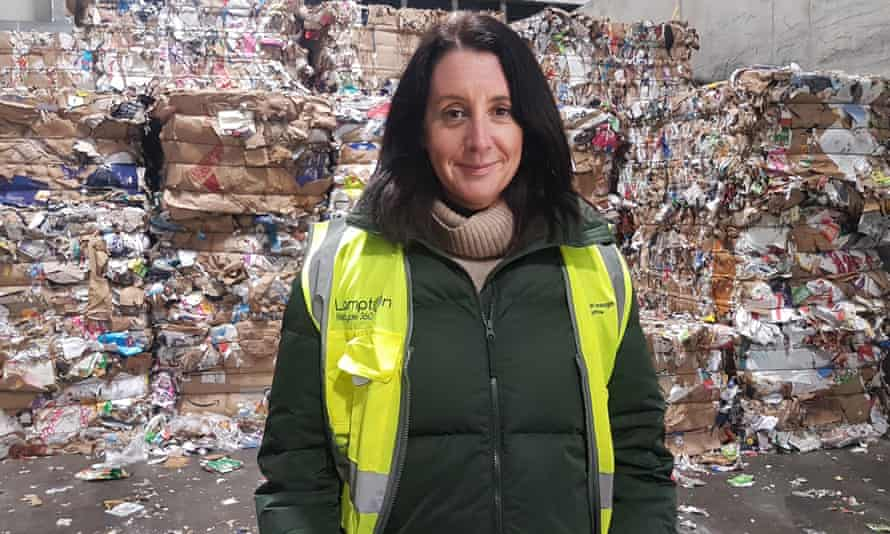 Lucy Siegle presents Dispatches: Dirty Truth About Your Rubbish.