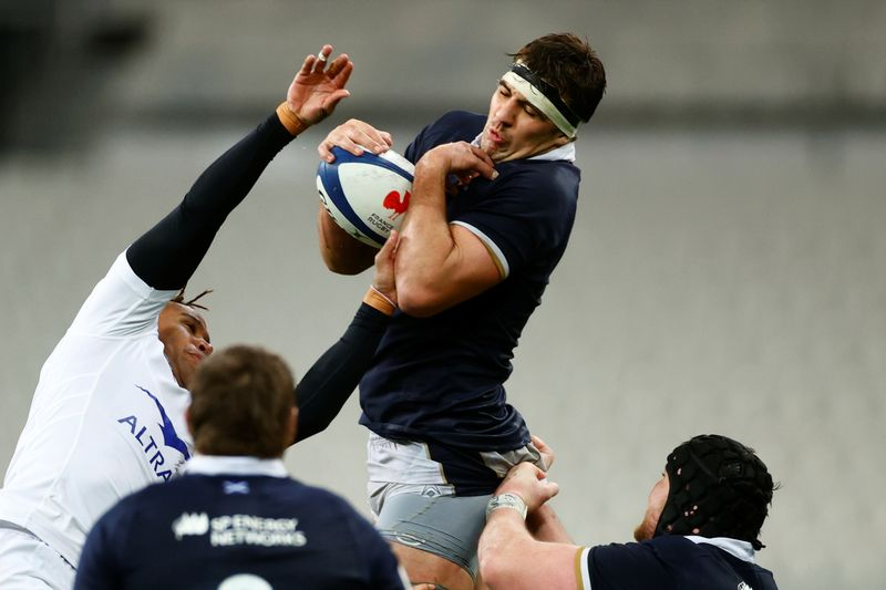 Rugby-Wales win Six Nations as Scotland claim memorable win against France