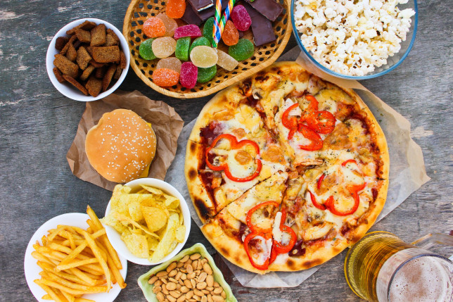 Diabetes, heart disease and obesity are all caused by too much high-fat and high-sugar food and drink (Credits: Getty Images/iStockphoto)