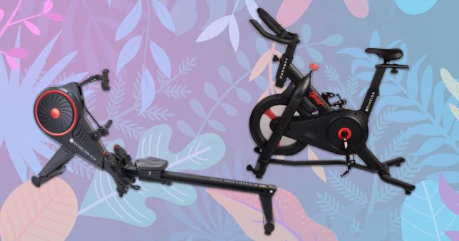 bike vs rower