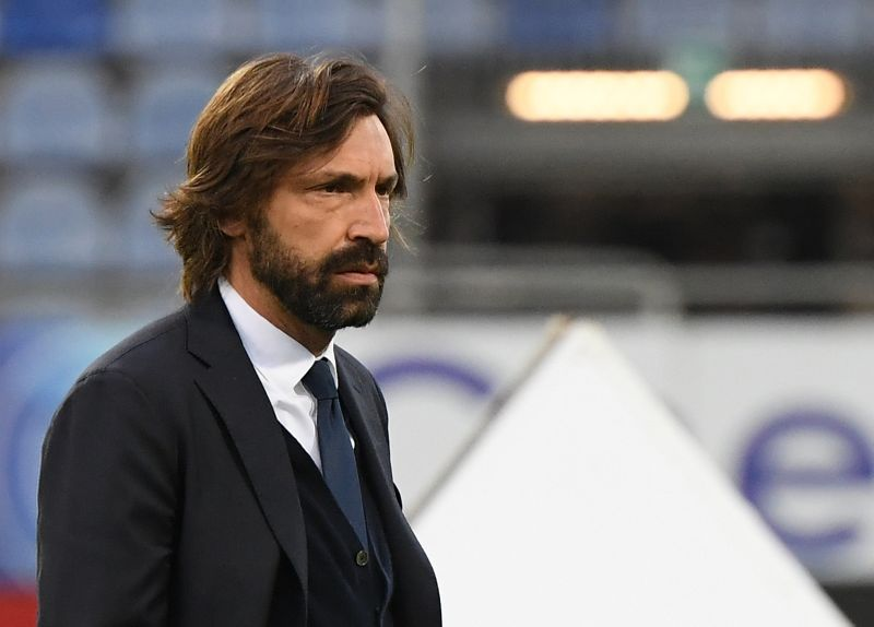 Soccer-Ronaldo did talking on the pitch before declining interview - Pirlo