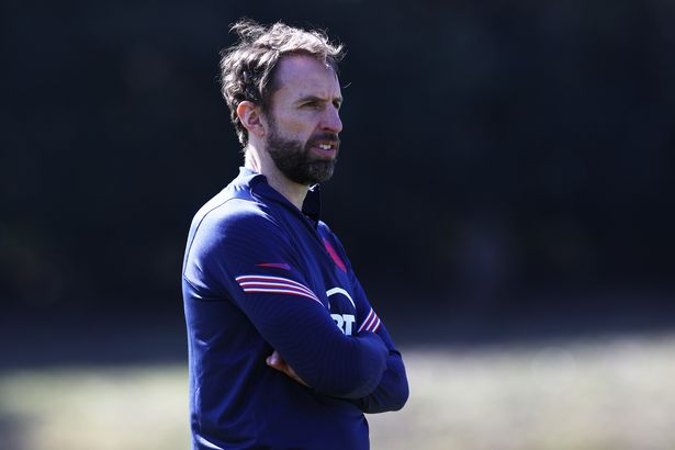 Southgate has hinted he will revert to a back three