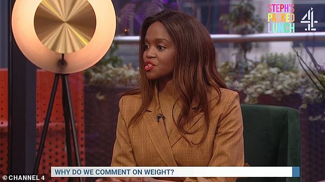 Candid:Strictly's Oti Mabuse has discussed her sister Motsi and fellow judge Shirley Ballas' trolling ordeal and how she herself has been judged on social media for being 'different'
