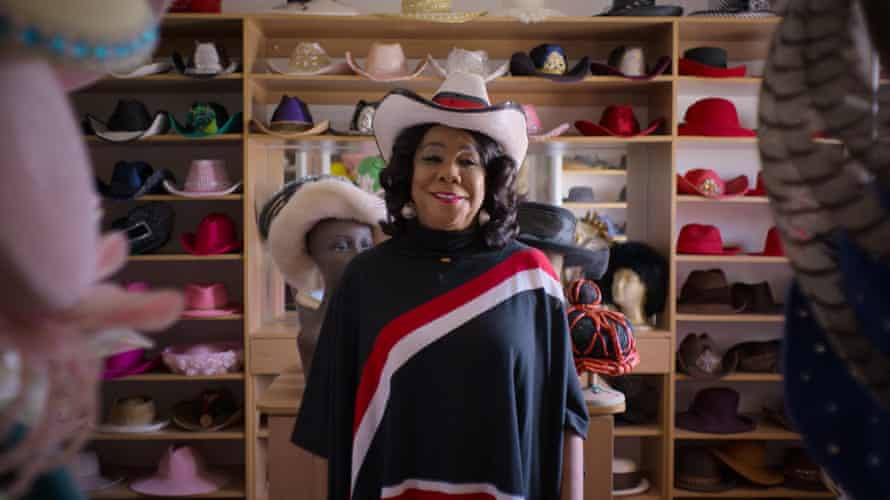 Frederica Wilson in Worn Stories.