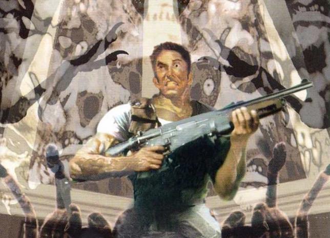 Resident Evil key art