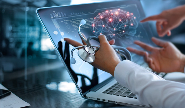 Medical professionals have had to embrace a lot of new technology over the last 12 months (Credits: Getty Images/iStockphoto)