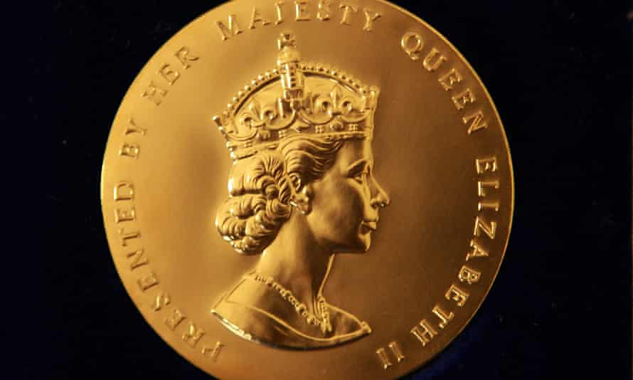 Queen's Gold Medal for Poetry.