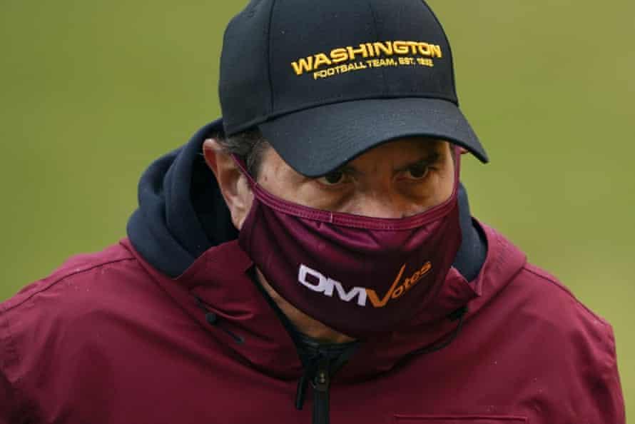 WFT owner Dan Snyder.