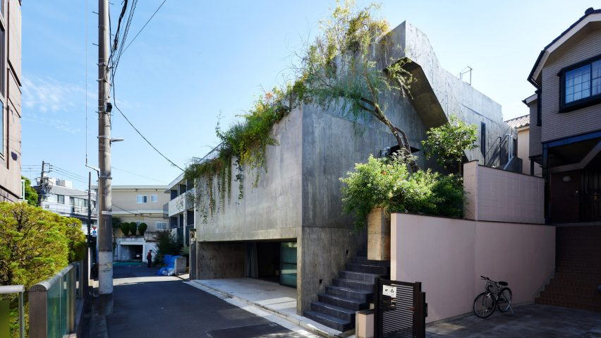 House T by Suppose Design Office