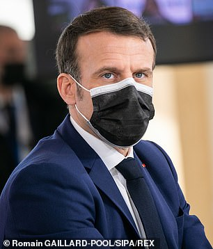 France will soon recommend Astra-Zeneca's Covid vaccine for the over-50s with underlying health conditions, flying in the face of comments Emmanuel Macron made last month