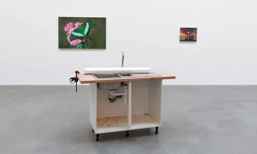 Includes kitchen sink ... Fact Paintings and Fact Sculptures.