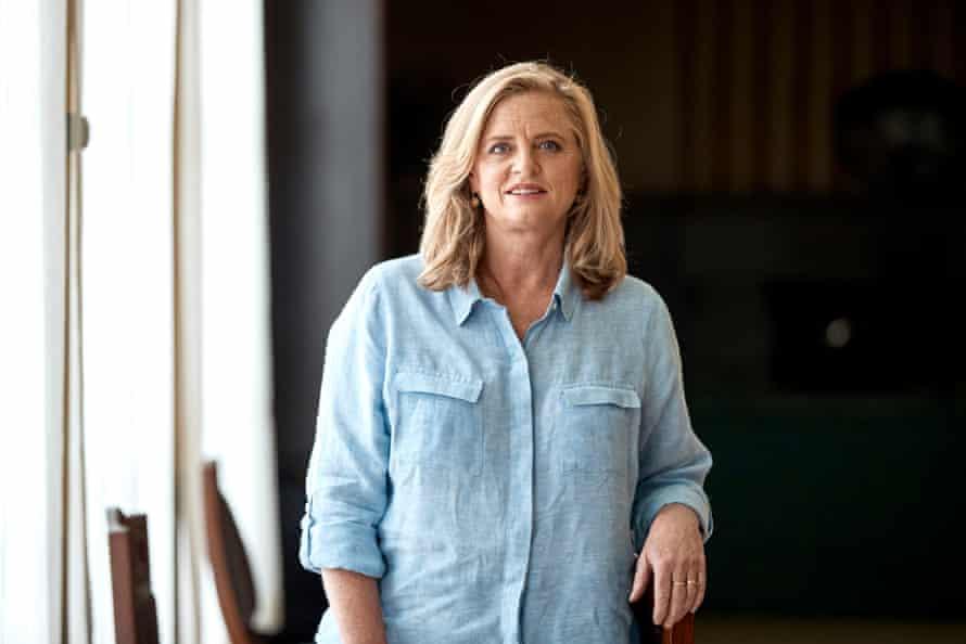 Kristen Dunphy, writer of the ABC TV drama series Wakefield.