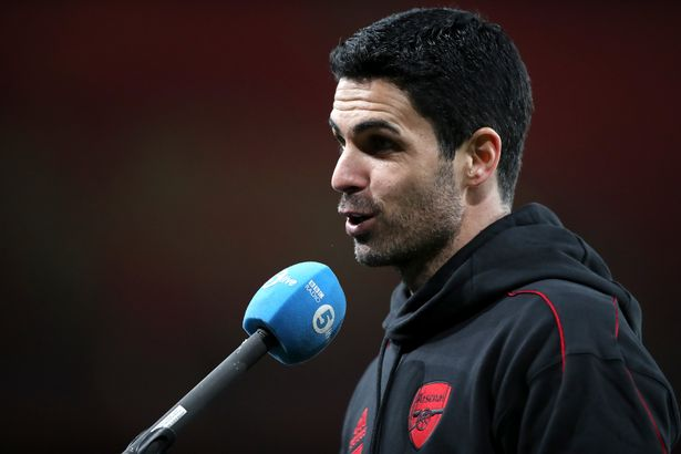 Arteta is quick to accepts his failings without actually addressing them