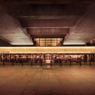 New entrance for BFI Southbank by Carmody Groarke