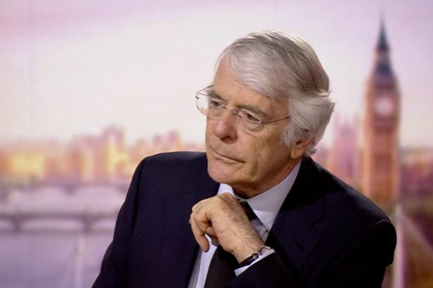 """The friction that we are told has arisen is a friction better ended as speedily as possible,"" Sir John Major told BBC1's The Andrew Marr Show"