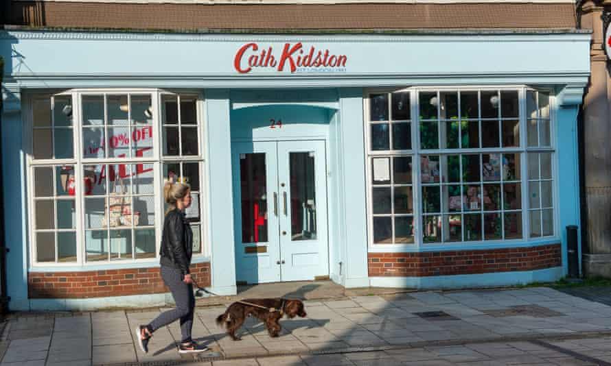 The Cath Kidston shop in Windsor, Berkshire