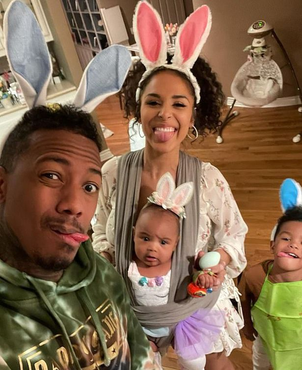 Nick Cannon Brittany Bell