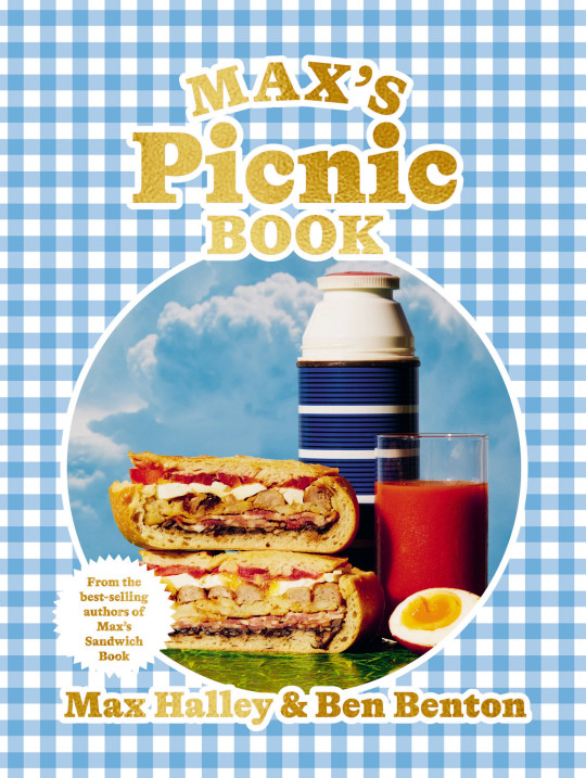 Max's Picnic Book by Max Halley & Ben Benton