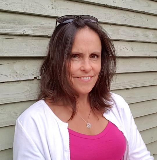 Annabel Lovick in 2019