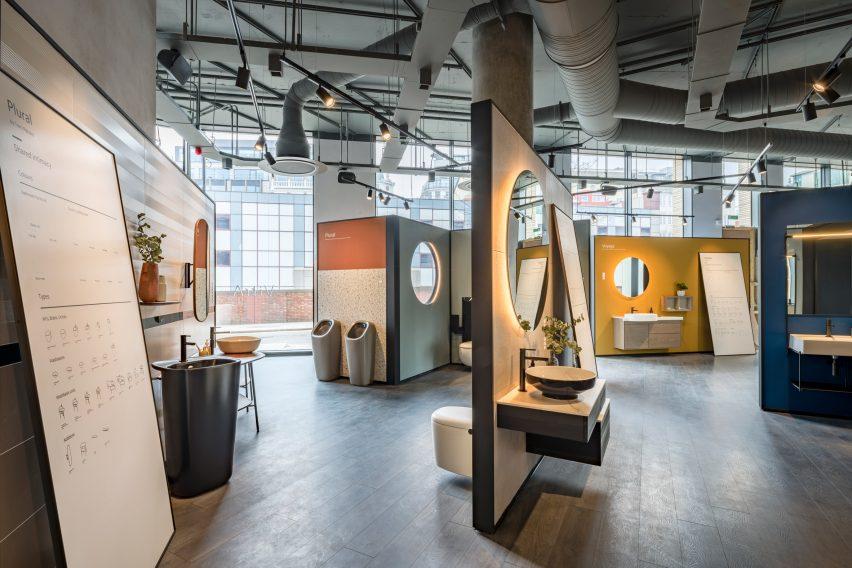 VitrA Bathrooms collection