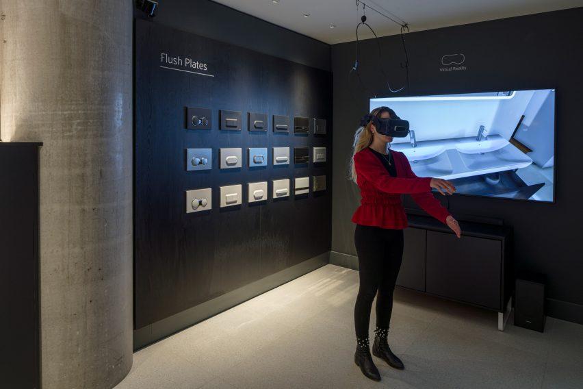 VitrA London virtual reality