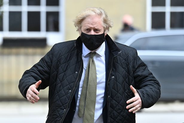 Boris Johnson said a rise in infections was 'inevitable' as lockdown restrictions ease