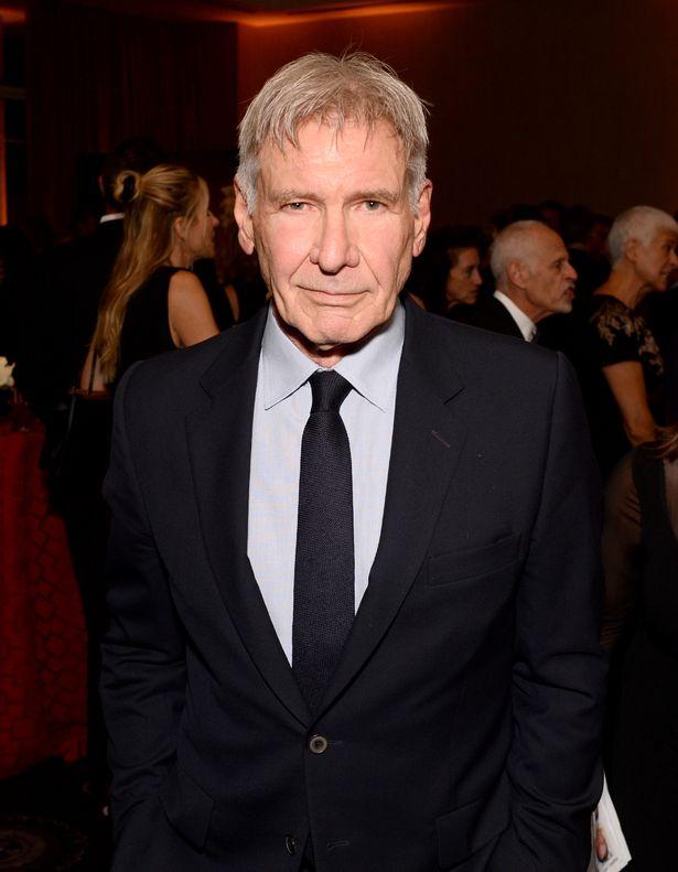 Oscars Harrison Ford