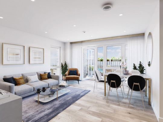 Merrielands by CLarion - Living Room