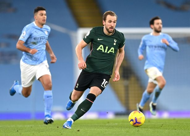 Holders Manchester City take on Tottenham in the final later this month