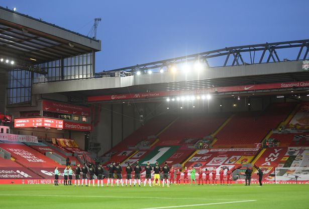 Pako Ayestaran thinks the lack of fans will be a big loss for Liverpool