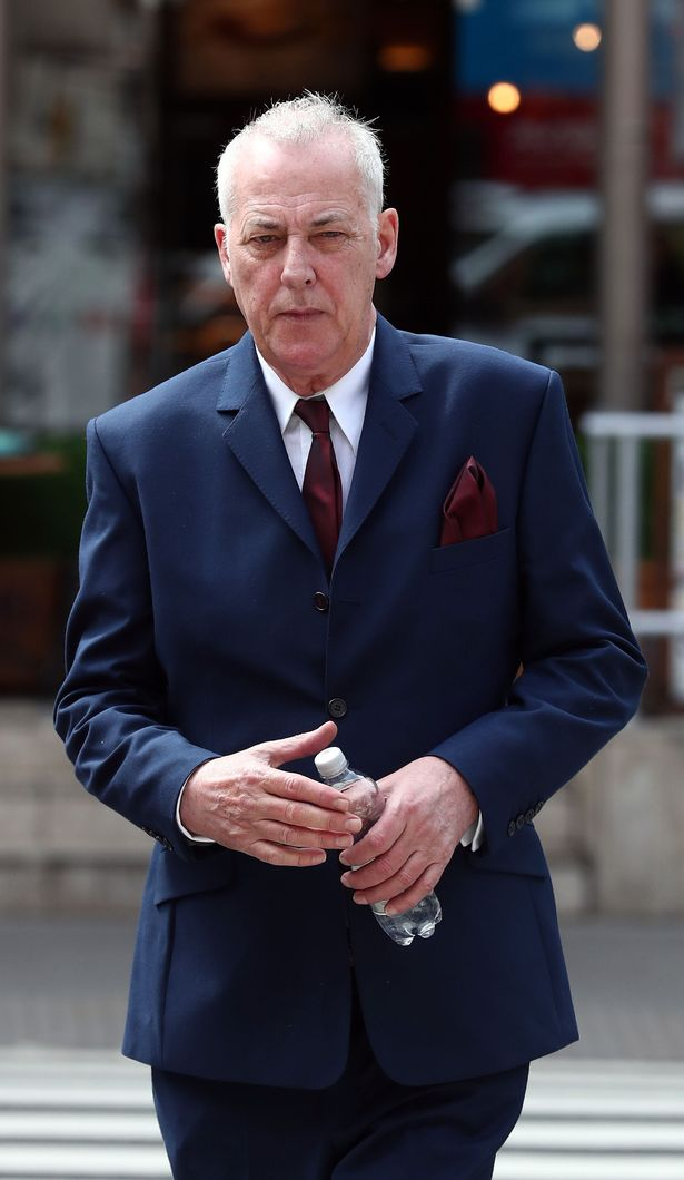 Michael Barrymore's former agent Mike Browne was quizzed last month about the incident