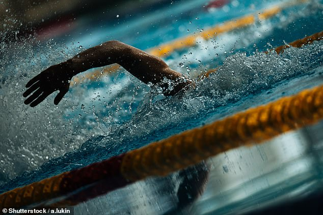 The findings suggest that the risk of COVID-19 transmission via swimming pool water is 'incredibly' low, the researchers reported