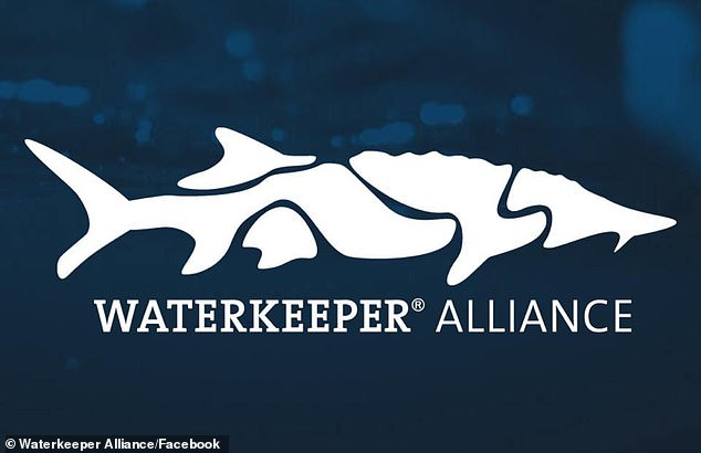 Gloria continued:'I've been involved with Waterkeeper Alliance for 15 years, representing over 350 community-based Waterkeepers around the globe'