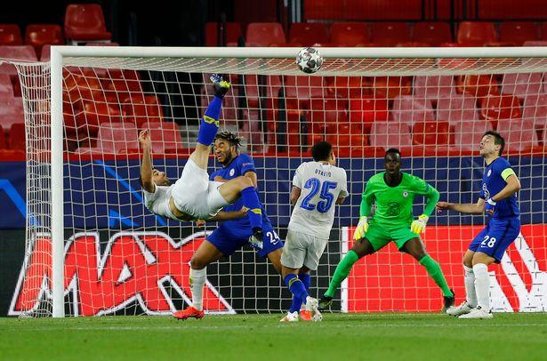 Taremi's overhead kick ultimately didn't matter