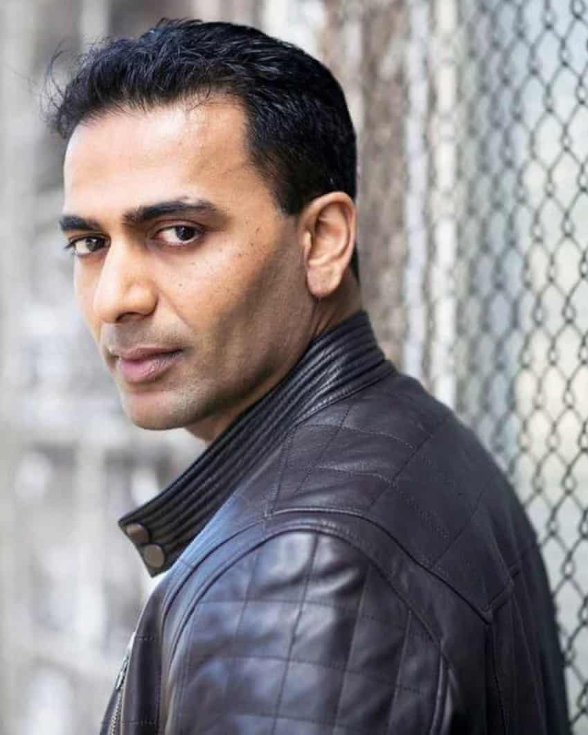Sachin Joab played Ajay Kapoor on Neighbours from 2011 to 2013.